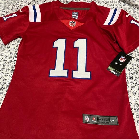 New England Patriots - Julian Edelman Jersey JE11